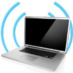 Wi-Fi Laptop