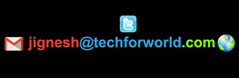 Contact TechForWorld