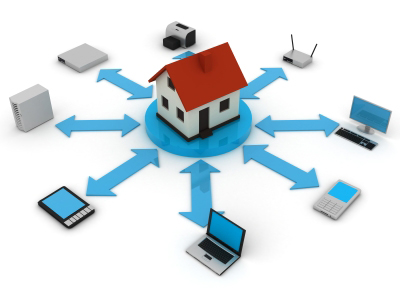 Computer networking - home network